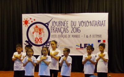 Journée du volontaire français à Manille