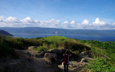 Découverte et ascension du volcan Taal