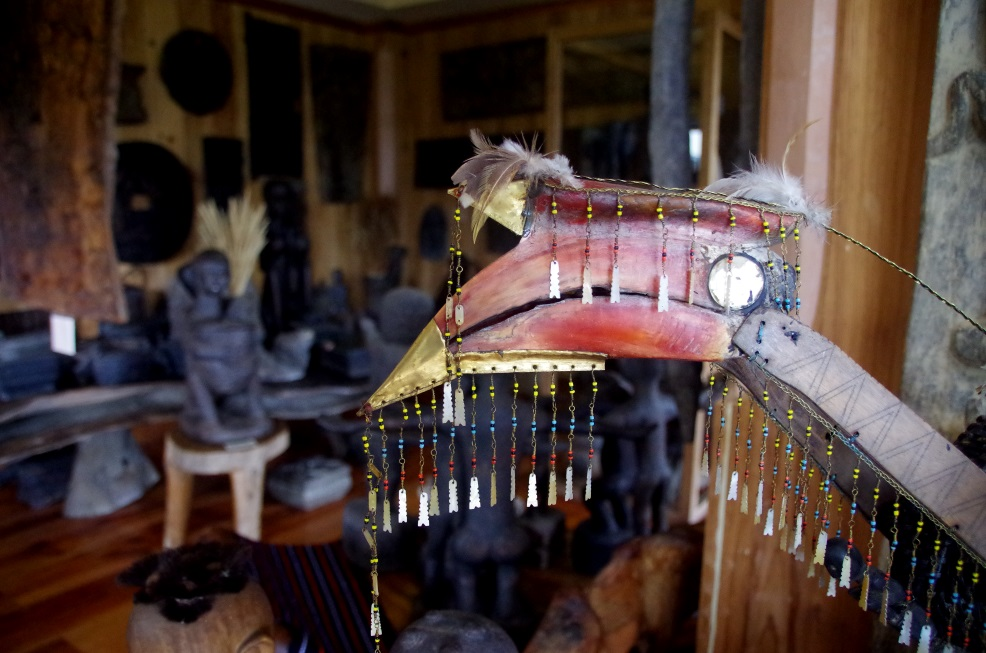 Sculpture Ifugao- Cordillera Museum