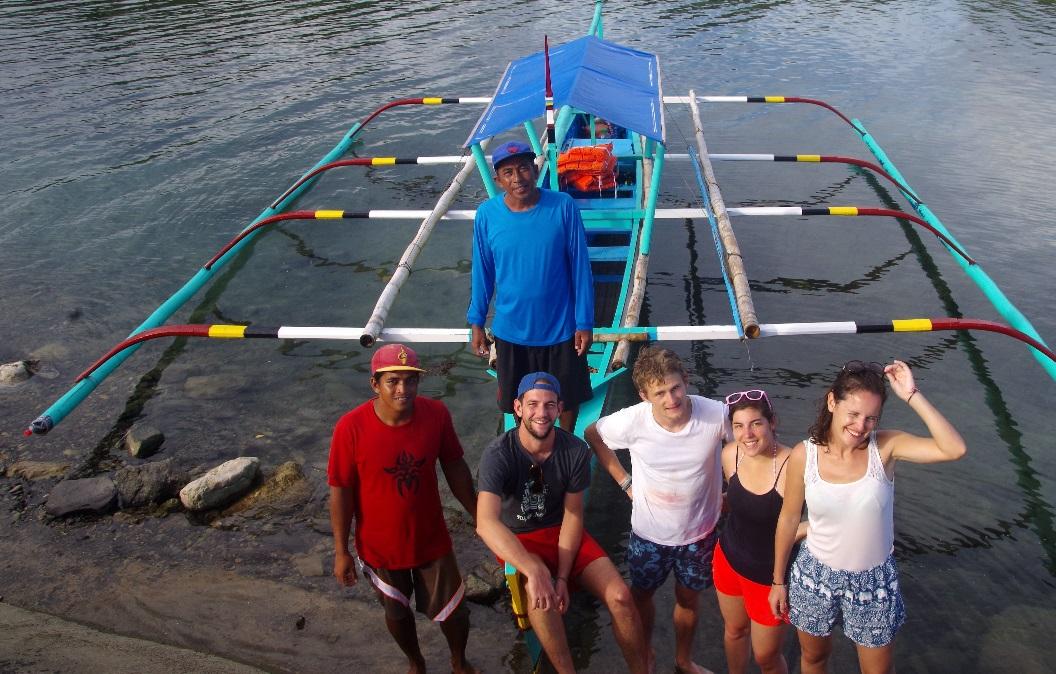 10 jours dans la région de BICOL aux Philippines